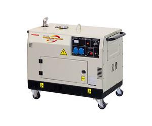 Дизельный генератор (электростанция) Yanmar eG55N-5EB